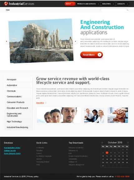 template-gratuit-tm-html5